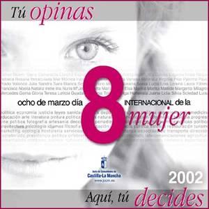 Día Internacional de la Mujer 2002