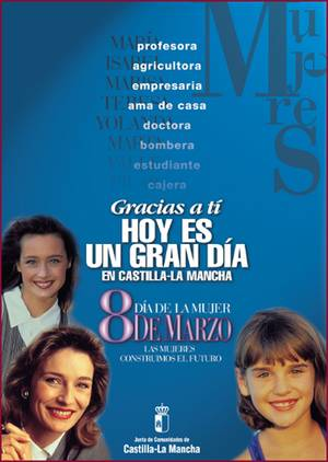 Día Internacional de la Mujer 1999