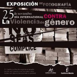 Exposición No seas Complice