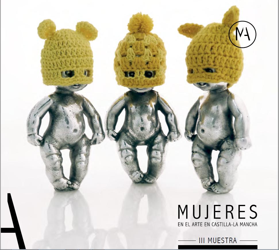 """III MUESTRA """"MUJER Y ARTE"""" DE CASTILLA-LA MANCHA. Del 9 de marzo al 7 de julio de 2017"""