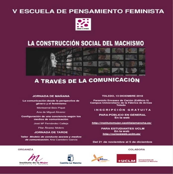 V ESCUELA DE PENSAMIENTO FEMINISTA