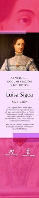 Centro de Documentación y Biblioteca Luisa Sigea