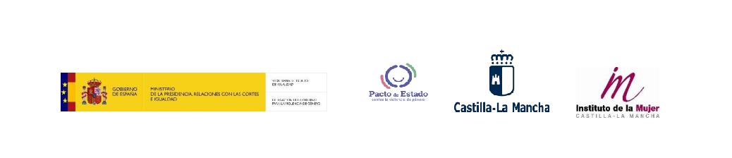 Logos del Ministerio de Igualdad