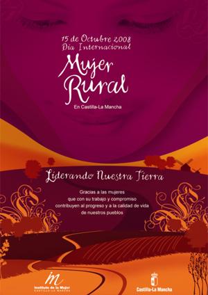 Día Internacional de la Mujer Rural 2008
