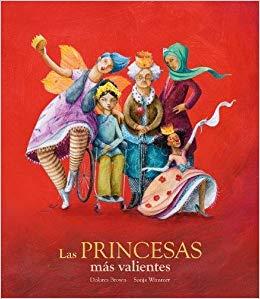 Las princesas más valientes