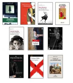 Nuevos lotes en el Anaquel de las lecturas feministas