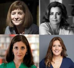Escritoras premiadas: Premio Planeta