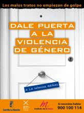 Día Internacional contra la violencia hacia las mujeres 2005