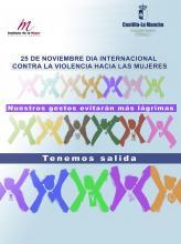 Día Internacional contra la violencia hacia las mujeres 2014