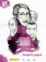 Dia Internacional eliminación de la violencia contra las mujeres