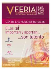 V Feria Mujeres Emprendedoras de CLM
