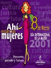 Día Internacional de la Mujer 2001