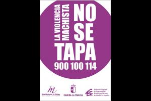 """La violencia de género no se tapa"""