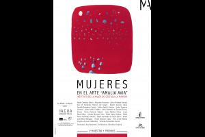 """V Muestra Mujeres en el Arte """"Amalia Avia"""" Ciudad Real"""