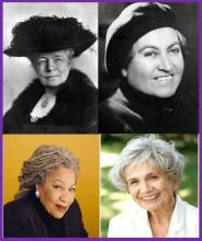 Centro de interés: Mujeres Escritoras Premiadas