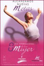 Día Internacional de la Mujer 2004