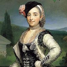 Isabel María Parreño de Arce y Valdés