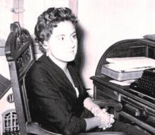 Luisa Alberca Lorente. Escritora y guionista radiofónica.