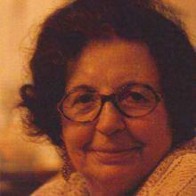 Manuela Manzanares de Cirre