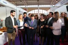 El presidente Garcia-Page inaugura la IV Feria de la Mujer Emprendedora de La Solana