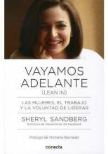 Vayamos adelante / Sheryl Sandberg