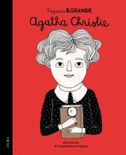 Pequeña & grande Agatha Christie / Mª Isabel Sánchez Vegara ; ilustrado por Elisa Munsó
