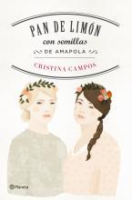Pan de limón con semillas de amapola  /  Cristina Campos